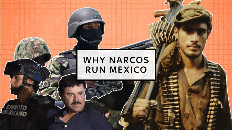 Why Narcos run Mexico