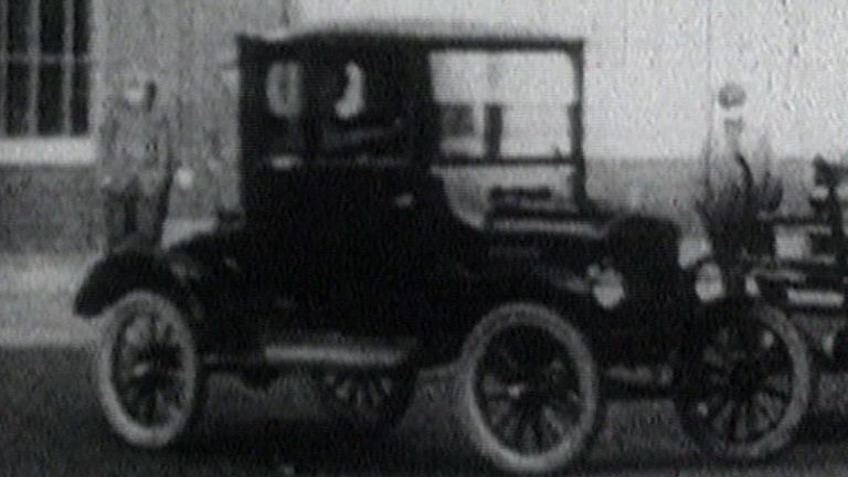Archive image of Ford Model T