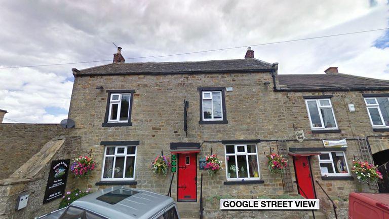 George & Dragon, Hudswell, Yorkshire