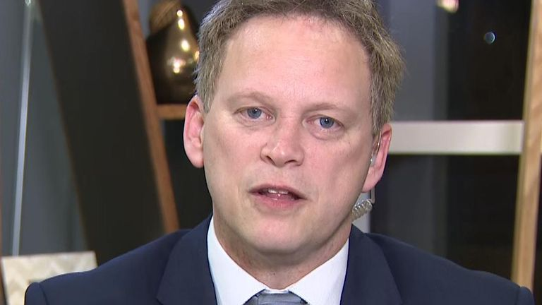 Grant Shapps says HS2 has been handled badly