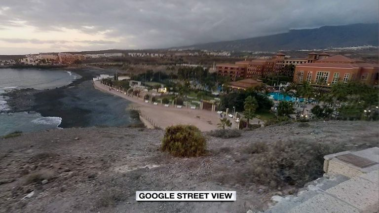 the H10 Costa Adeje Palace in Tenerife