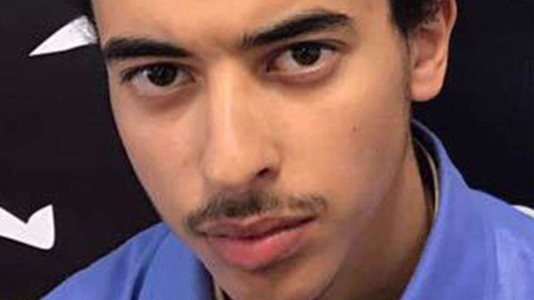 Hashem Abedi is accused of conspiring with his brother