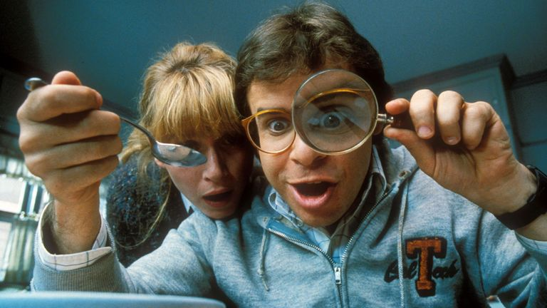 Rick Moranis is due to return for a Honey I Shrunk The Kids reboot