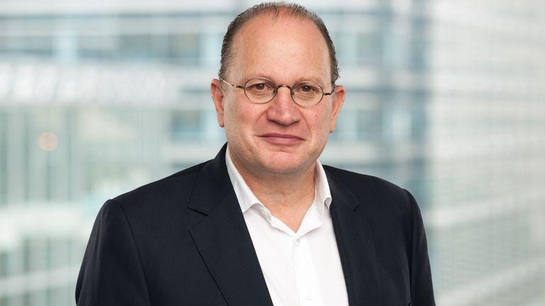 Mark Tucker is HSBC's chairman