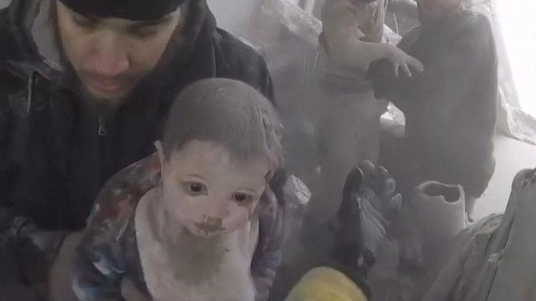 Idlib rescue