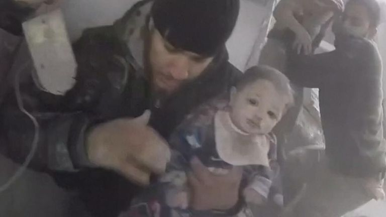 Idlin rescue
