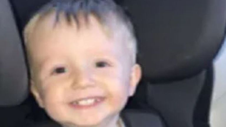 Jacob Marshall, one, died in July last year after being taken to hospital with a head injury