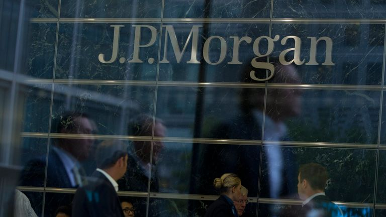 JPMorgan plots link of Chase digital bank in Britain