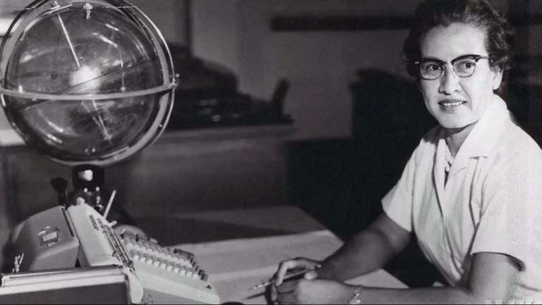 Former NASA Mathematician Katherine Johnson was born in White Sulphur Springs, West Virginia, in 1918 and died on February  24, 2020. Pic: NASA