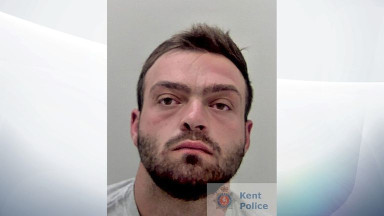 Billy John Lee, 28, was jailed for five years and nine months