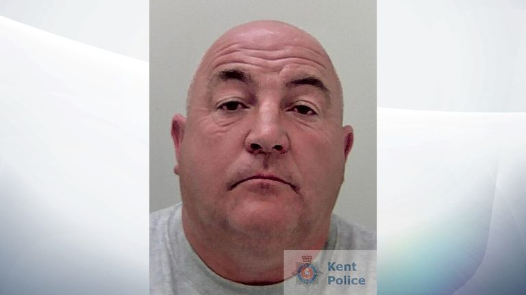David Eves, 48, was sentenced to two years and three months