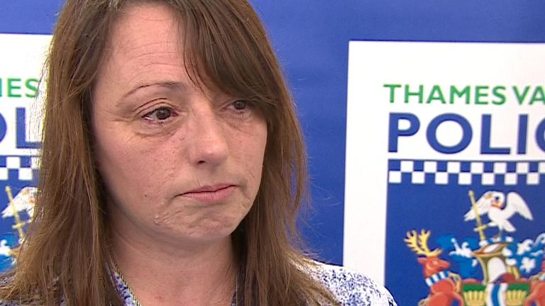 Mother make an appeal for over whereabouts of missing daughter Leah Croucher.