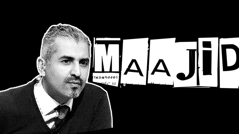 Maajid Nawaz on the pledge