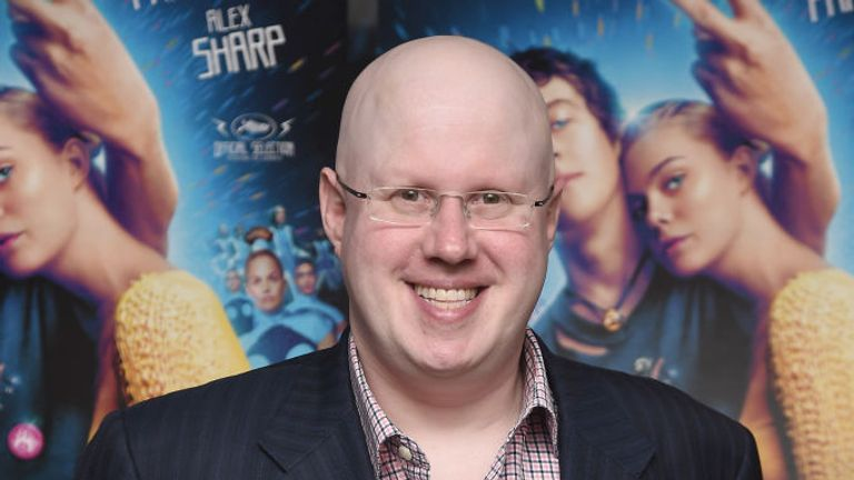 Matt Lucas is a gay television star