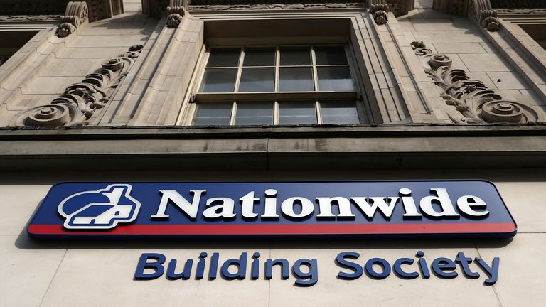 Nationwide Building Society in London