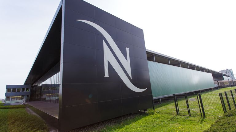Nespresso says it prides itself on ethically sourced coffee. Pic: Nespresso