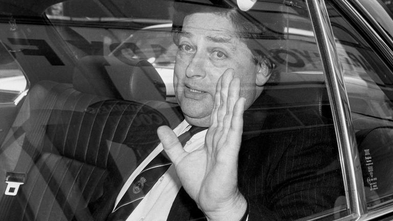 Chancellor of the Exchequer, Nigel Lawson, after raising UK interest rates, the tenth rise in base rates in less than a year.  24/5/1989