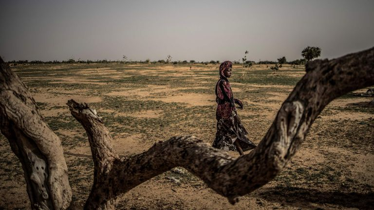 The Sahel region is threatened by climate change