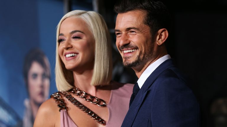 Katy Perry and Orlando Bloom have been in a relationship since 2016