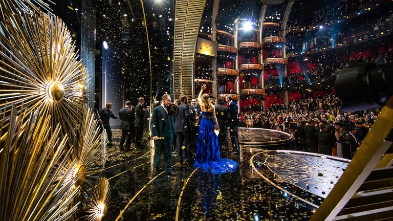 The Oscars has been pulled forward a couple of weeks this year - but it will still be a heck of a party