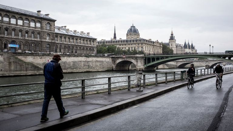 Paris has seen a huge increase in reports of bed bugs