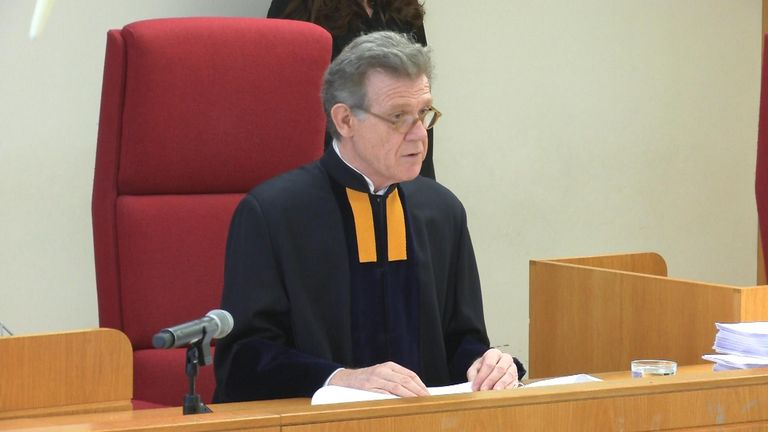Lord Justice Lindblom said the expansion plan didn't consider the Paris climate agreement.