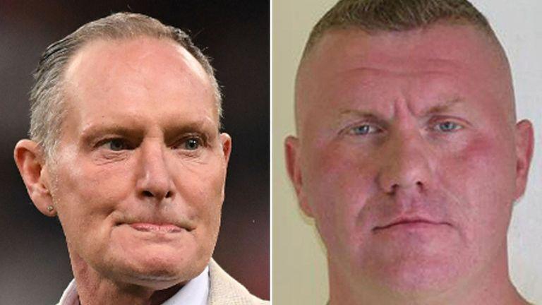 Paul Gasoigne says he tried to 'save' killer Raoul Moat
