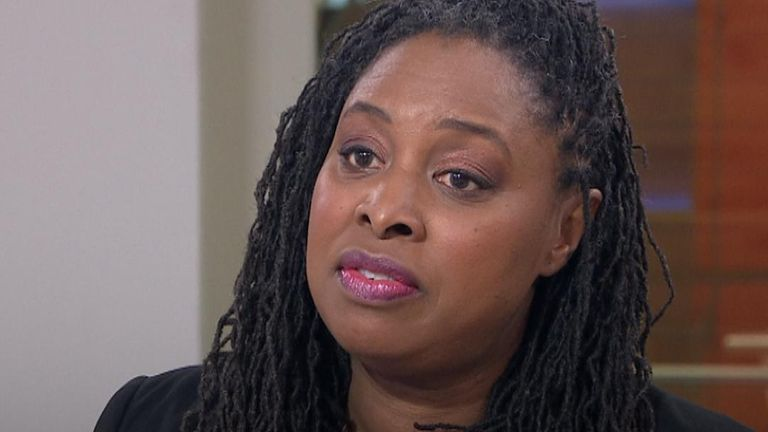 Labour's Dawn Butler accused the Conservatives of 'bullying'