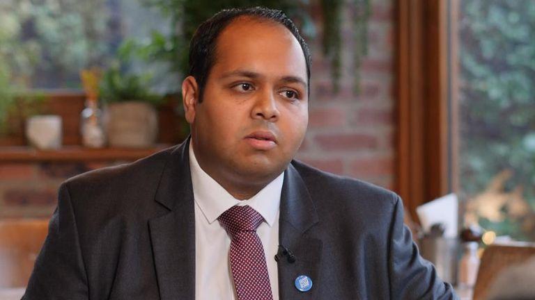 Dr Rinesh Parmar