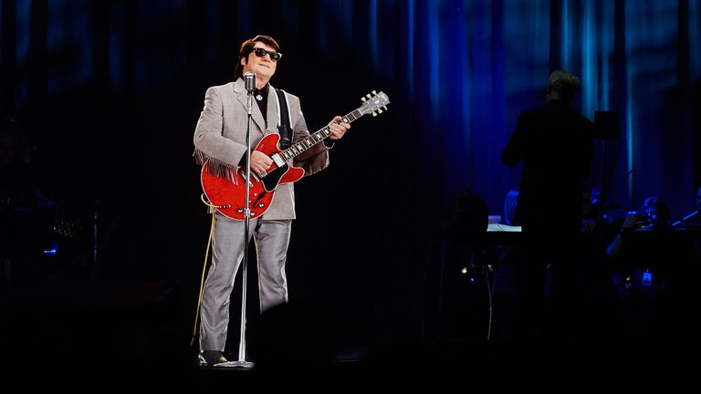 Roy Orbison's hologram went on tour in 2018