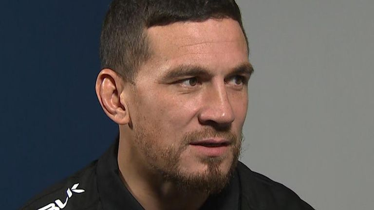 Rugby star Sonny Bill Williams speaks out about the plight of the Uighurs