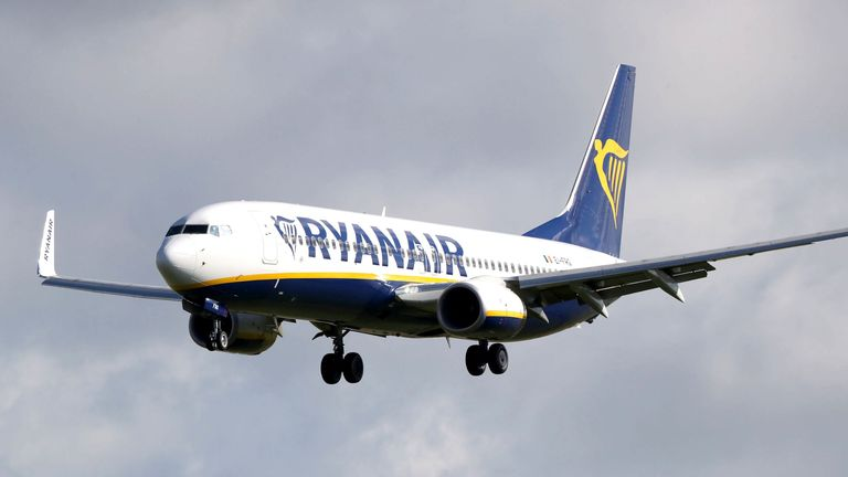 Ryanair adverts have been banned after they were judged to be misleading