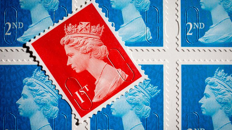 Stamp prices are set to increase from mid-March