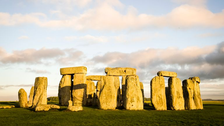 The Neolithic stone circle in Wiltshire is a hugely popular tourist attraction