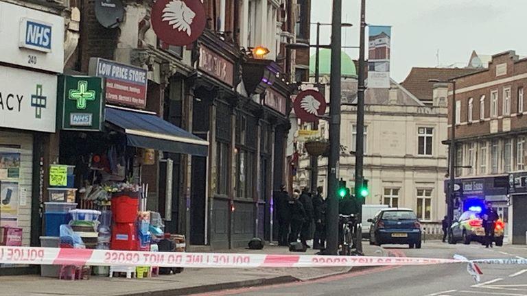 Streatham terror attack