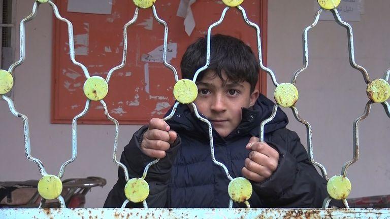 The children of Idlib