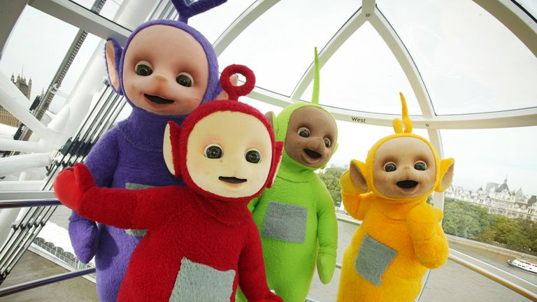 The BBC claims changes to its funding model would jeopardise children's programming. File pic
