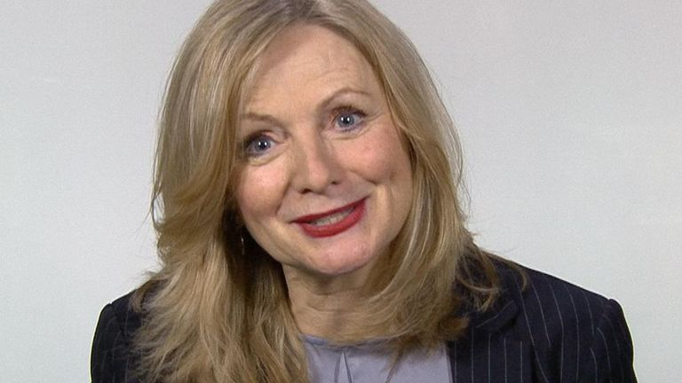 Labour shadow cabinet member Tracy Brabin responds to criticism of her choice of attire