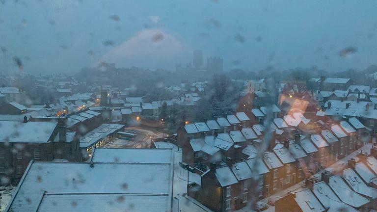 Durham. Pic: Richard Salkeld