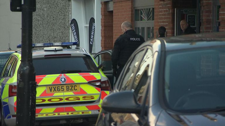 Warwickshire Police have said several other people were also admitted to hospital
