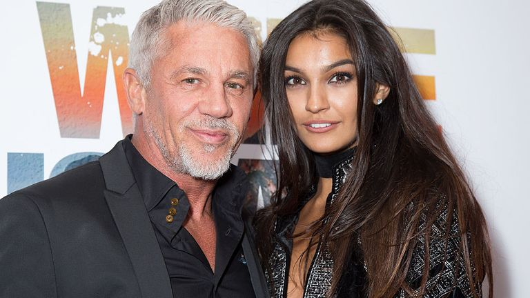 Wayne Lineker, pictured at a film premiere in 2016, co-owns the club