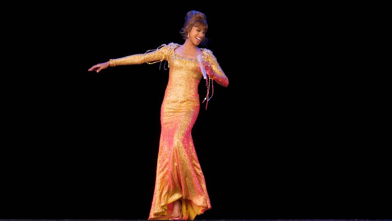 The Whitney Houston hologram tour is starting in the UK