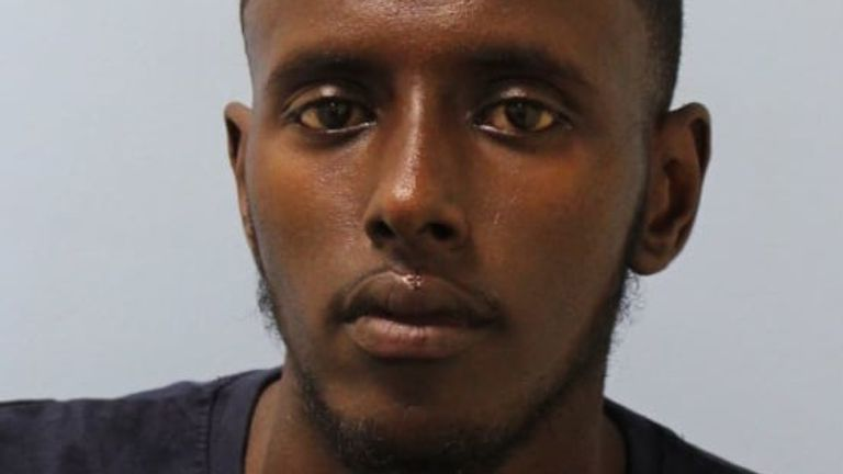 Yusef Ali, 19, has been convicted with grievous bodily harm.
