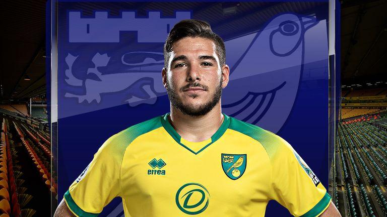 Norwich City's Emiliano Buendia has been a key man this season