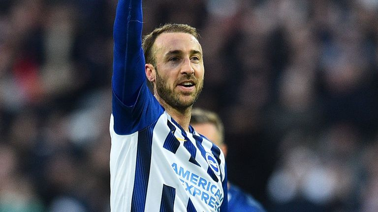 Brighton forward Glenn Murray says the squad are coping fine with isolation but believes it's easier for English players in familiar surroundings