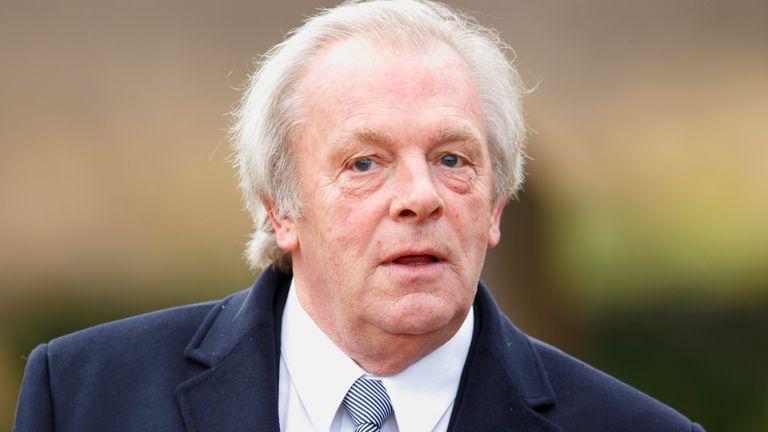 PFA chief executive Gordon Taylor