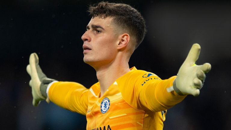Mark Bosnich thinks Kepa Arrizabalaga could be on his way out of Chelsea