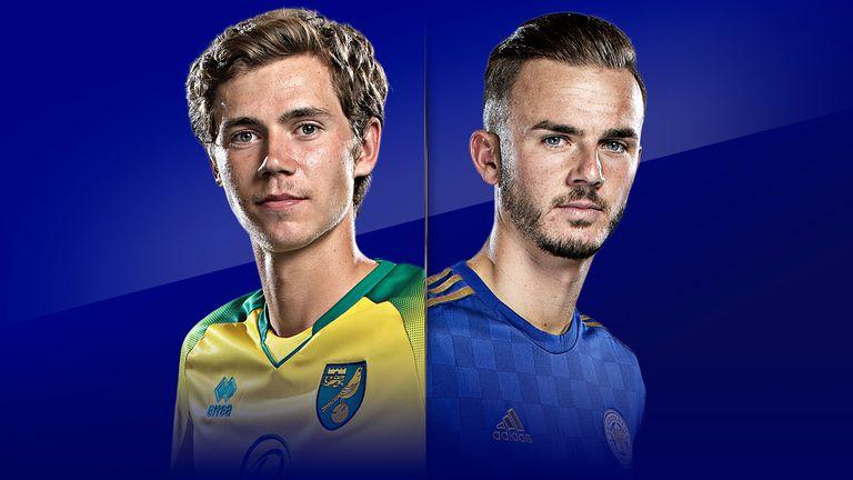 Norwich vs Leicester