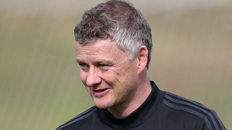 Ole Gunnar Solskjaer is looking to lead Manchester United back to the Champions League in his first full season in charge