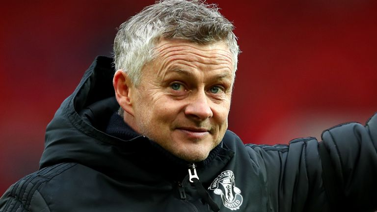 Ole Gunnar Solskjaer encouraged by improving Manchester United after Europa League rout